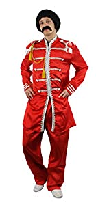 I Love Fancy Dress ILFD4536L - Disfraz de Sargento para Hombre (Talla L)
