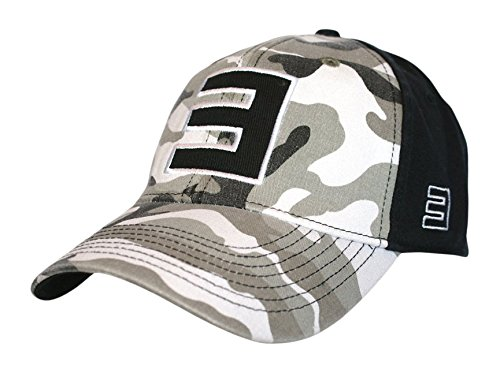 Eminem - Camo Black Baseball Cap