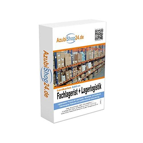 Add-on- Lernkarten Fachlagerist + Fachkraft für Lagerlogistik Prüfungswissen: Prüfung Fachlagerist + Fachkraft für Lagerlogistik