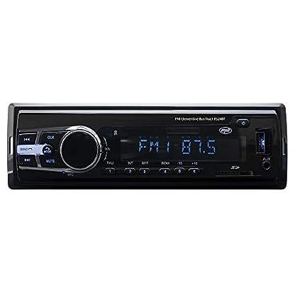 Radio-MP3-Player-Auto-PNI-Clementine-Bus-LKW-8524BT-4x45w-12V-24V-1-DIN-cu-SD-USB-AUX-RCA-SI-Bluetooth-24-Volt