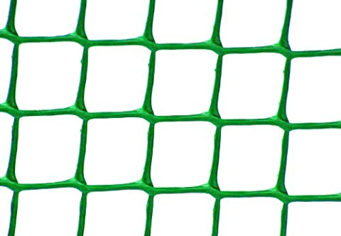 Andersons 19 mm Green Plastic Garden Mesh, Multi-Colour, 1 x 6 m