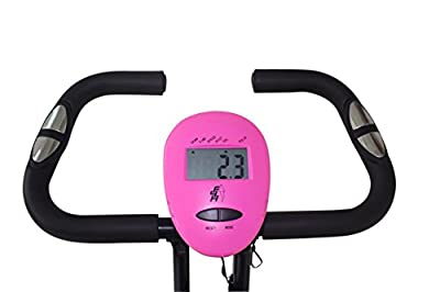Olympic 2000 Folding Exercise Bike Fit4home (various Colours) by FIT4HOME