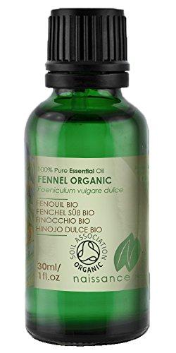 Olio di Finocchio Biologico - Olio essenziale al 100% - 30ml