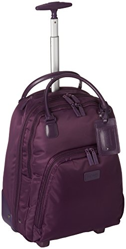 lipault-paris-vertical-wheeled-brief-purple-one-size