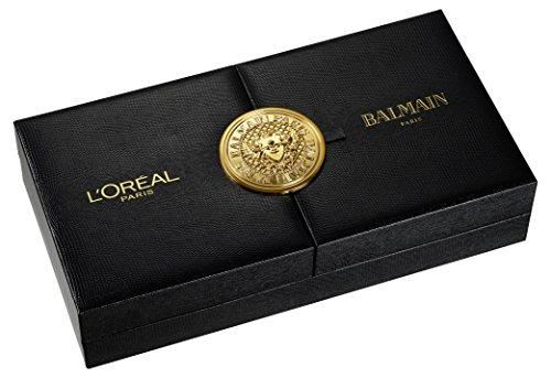 L'Oréal Paris Color Riche Coffret Collezione Balmain Esclusivo Cofanetto 12 Rossetti in Edizione Limitata L'Oréal Paris x Balmain