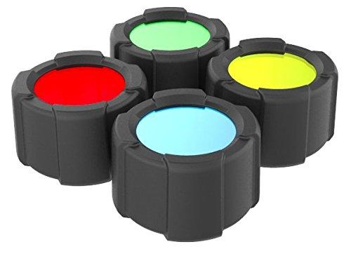 Ledlenser Farbfilter Set 39mm für MT14