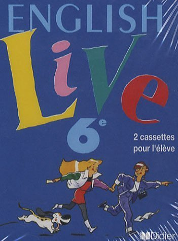 English Live : 6e LV1 (coffret 2 cassettes)
