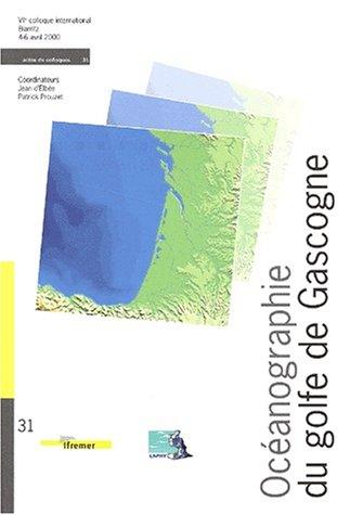 Océanographie du golfe de Gascogne