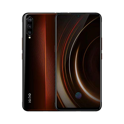 "VIVO iQ00 Qualcomm Snapdragon 855 6+128 Go 6.41"" Android9 4G LTE Smartphone - Lava Orange"