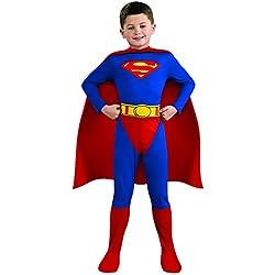 Superman - Childrens Disfraz - Grande - 147cm