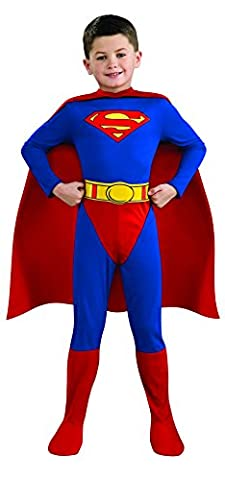 Dorigine Costume Superman - Déguisement Superman - S