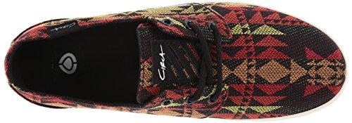 C1RCA Mens Crip-T Fashion Sneaker Sonora/Black