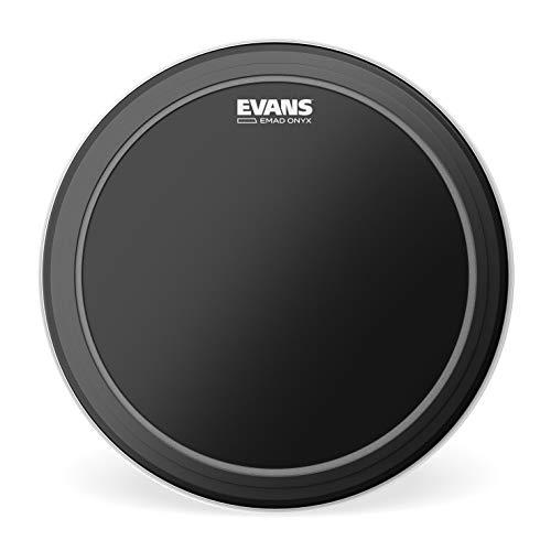 Evans BD18EMADONX Bassdrumfell 45,72 cm (18 Zoll) Onyx matt schwarz