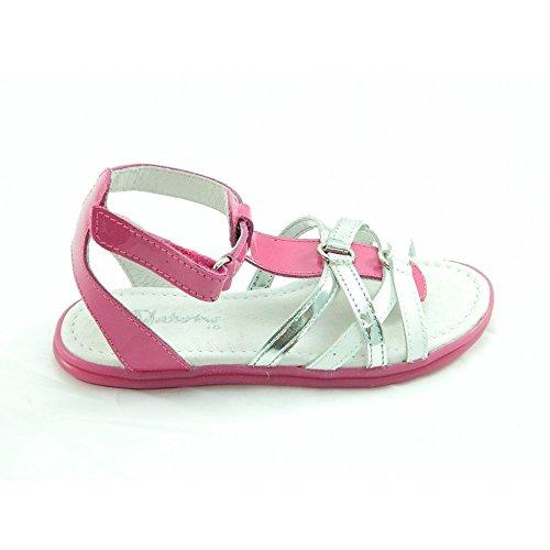 Naturino - Naturino sandalo bambina rosa pelle 4622 - Fuxia, 24