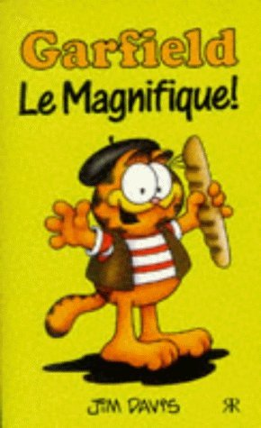 Garfield - Le Magnifique (Garfield Pocket Books) by Jim Davis (1990-02-27) par Jim Davis