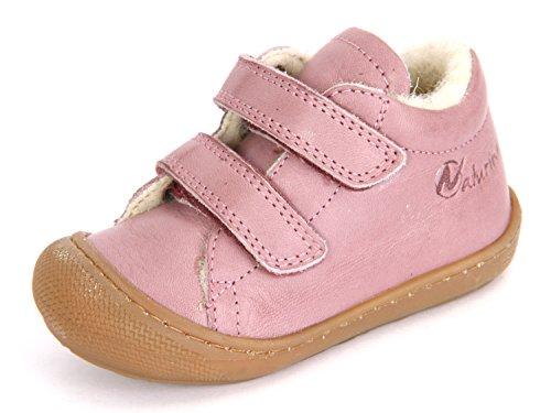 Naturino Baby Mädchen 3972 Vl Lauflernschuhe Rot (Rosa antico)