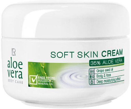 LR Aloe Vera Zarte Hautcreme Soft Skin Cream 100 ml
