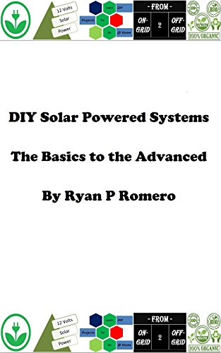 DIY Solar Powered Systems: The Basics to the Advanced (English Edition)
