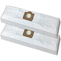 Staubsaugerbeutel für Matrix VC 1200 15L 5 Stücke Papier