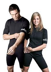 Kutting Weight (cutting weight) neoprene weight loss sauna suit (LRG)