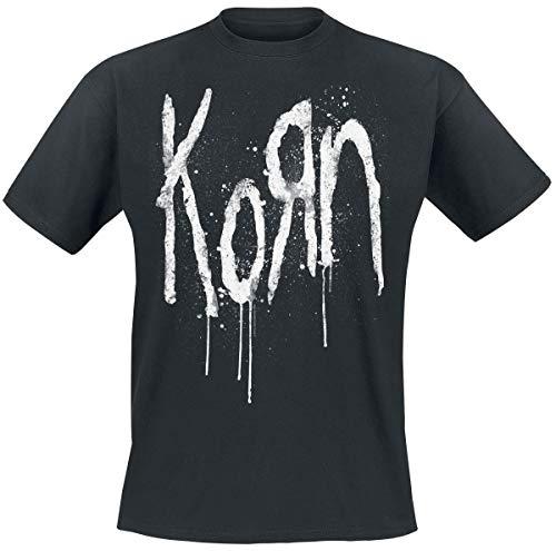 Korn Still A Freak T-Shirt schwarz M -