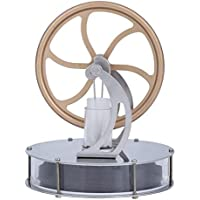 180-200 TR/Mini Motor Stirling Educación de Calor a Baja Temperatura, Modelo Va Fess Vitess para Niños Artesanía Adorno