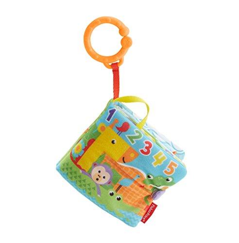 Fisher-Price Libro activity bebé (Mattel FGJ40)