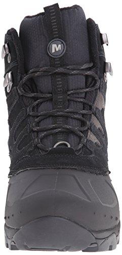 Merrell Moab Polar Waterproof, Chaussures de Randonnée Hautes Homme Black
