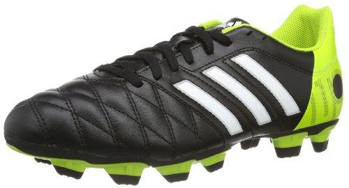 adidas Performance - 11Questra Trx Fg Le, Scarpe sportive - Fitness Uomo Nero ( Schwarz (BLACK 1 / RUNNING WHITE FTW / SOLAR SLIME))