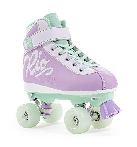 Rio Roller Rollschuhe Milkshake (Mint Berry, 37)