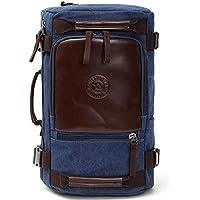 WZbackpack Zaino da Uomo Zaino in Tela Moda Bolsa de viaje Grande capacità  Casual Gioventù da 1bb1b614769