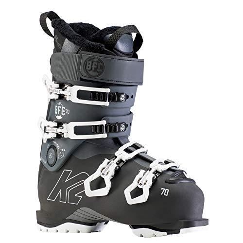 K2 Skis Damen Skischuhe BFC W 70-Anthracite-EU: 38 (US: 6.5-UK: 5-Mondo: 235) -10D2602.1.1.235
