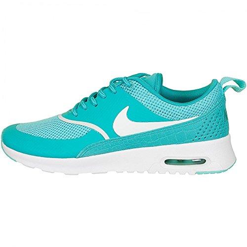 Nike Air Max Thea Women Sneaker Trainer 599409-307 Türkis Weiß