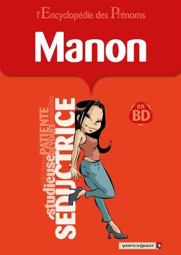 L'encyclopédie des prénoms tome 38 : Manon