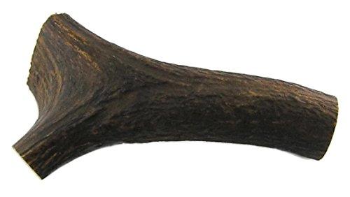 Hundesnack Rothirsch Geweih Kausnack – Mittel Größe (M) Mindestgewicht 75 Gramm (1 Stück) - 6