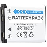 Neewer Battery FOR OLYMPUS FE-220 FE-230 240 250 LI-42B LI-40B