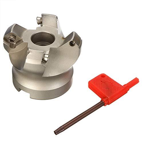 SEKT1204 Carbide Insert Schnelltransport Werkzeug KM12R50-22-4T Gesicht Schaftfräser Cutte Drehen Drehwerkzeughalter