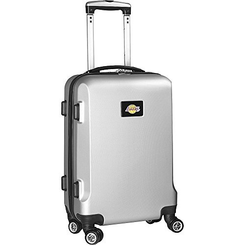nba-los-angeles-lakers-carry-on-hardcase-spinner-silver-by-denco
