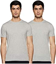 Amazon Brand - Symbol Men's Regular fit T-Shirt (Pack o
