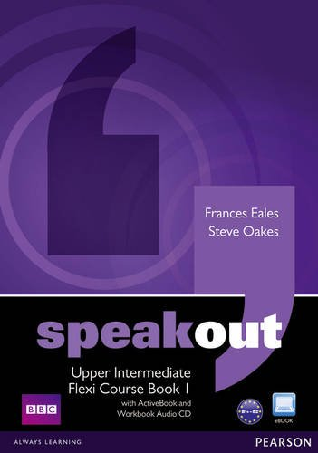 Speakout. Upper intermediate flexi. Student's book. Per le Scuole superiori. Con espansione online: 1