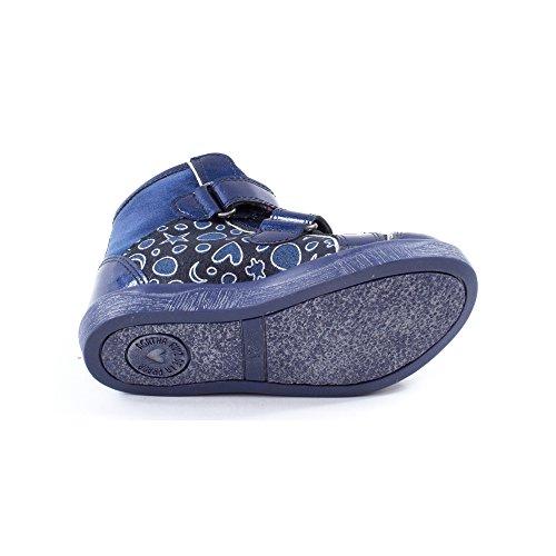 Agatha Ruiz de la Prada - Bottines bleu 141964A Bleu