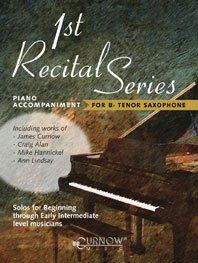 P-A 1st Recital Series - for Bb Tenor Saxophone