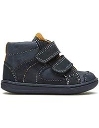 Primigi - 2404600 Blu Sneakers Bambino Scarpe Bimbo Passeggio Tempo Libero d61dce23341
