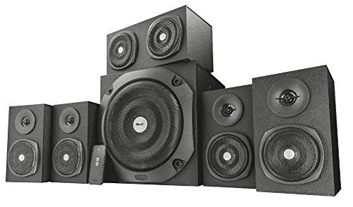 Trust Vigor 5.1 Soundsystem Test