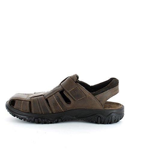 Imac  Imac 71390mrr, sandales homme Marron - Marrón