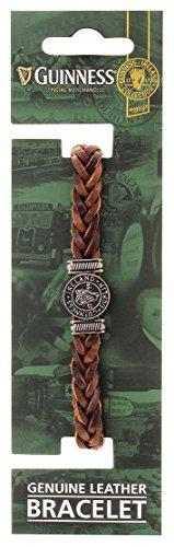 offizielles-guinness-lederarmband-mit-harfen-anhanger-aus-metall-braun