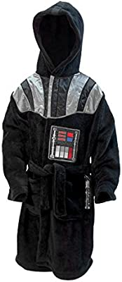 Albornoz infantil Star Wars Darth Vader negro