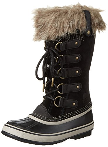 Sorel Damen Winterstiefel NL1540 010 JOAN OF ARCTIC Black Schwarz Gr 36 42