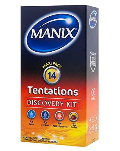 Kit-dcouverte-prservatifs-MANIX-TENTATIONS-Paquet-de-14