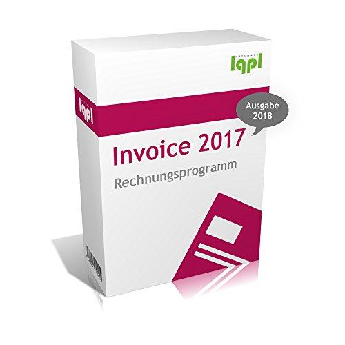 Limtax® Invoice 2017 (Ausgabe 2018) Rechnungsprogramm (Angebote, Lieferscheine, Rechnungen, Gutschriften, etc. / lqpl / keine zeitliche Begrenzung!)